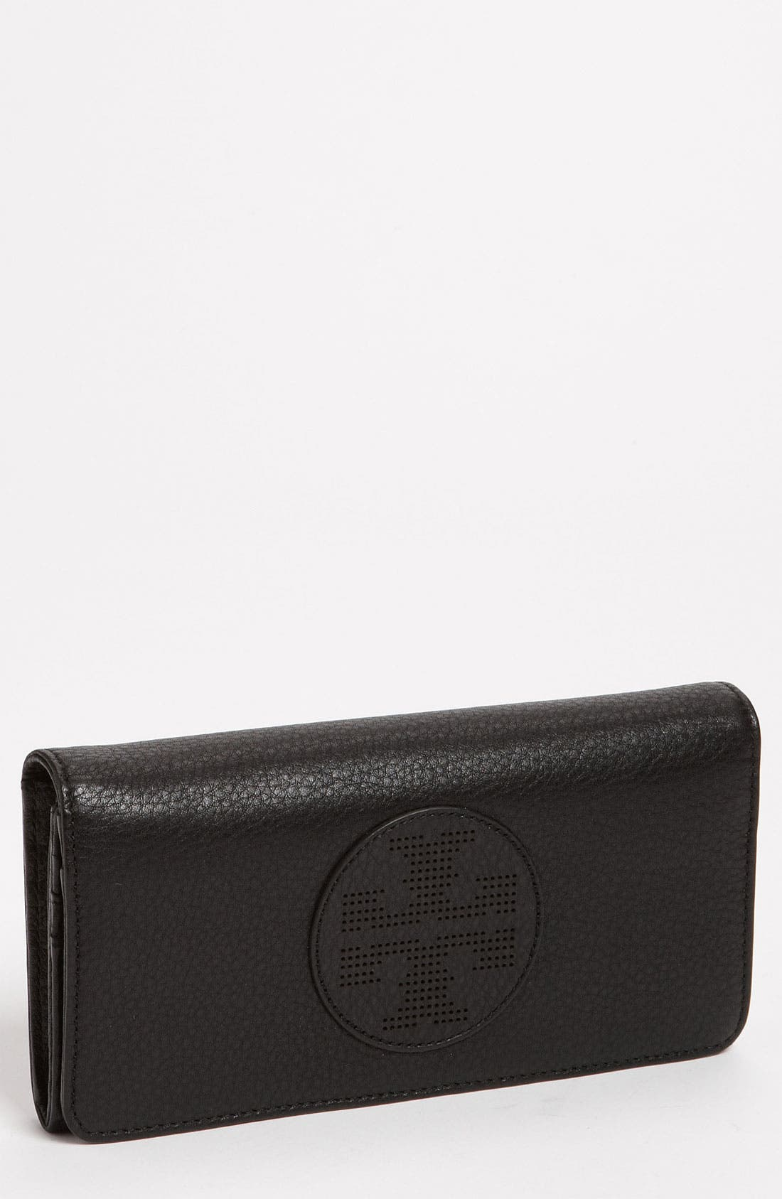 Alternate Image 1 Selected - Tory Burch 'Kipp' Envelope Wallet