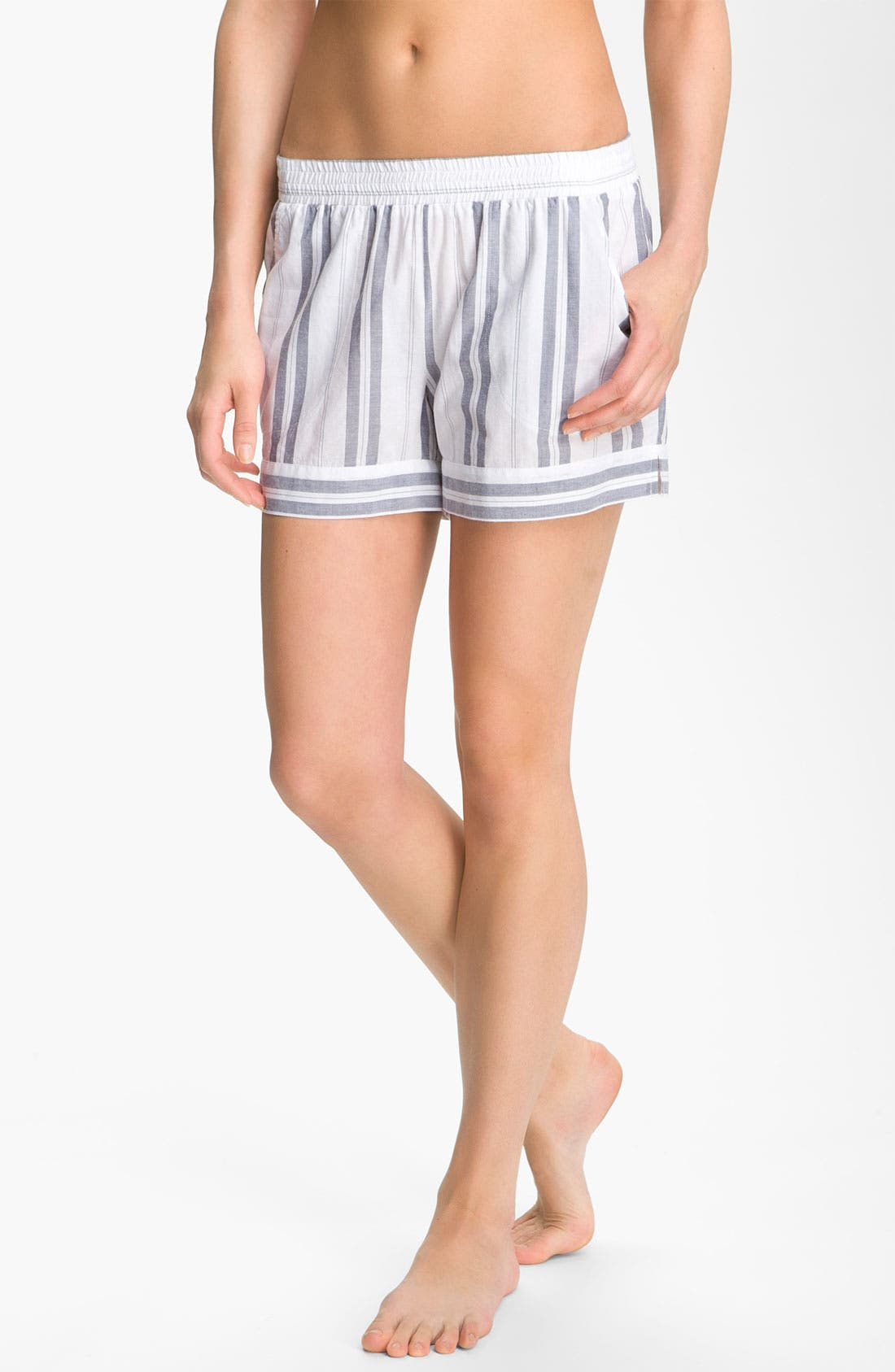 Main Image - Shimera Stripe Sleep Shorts