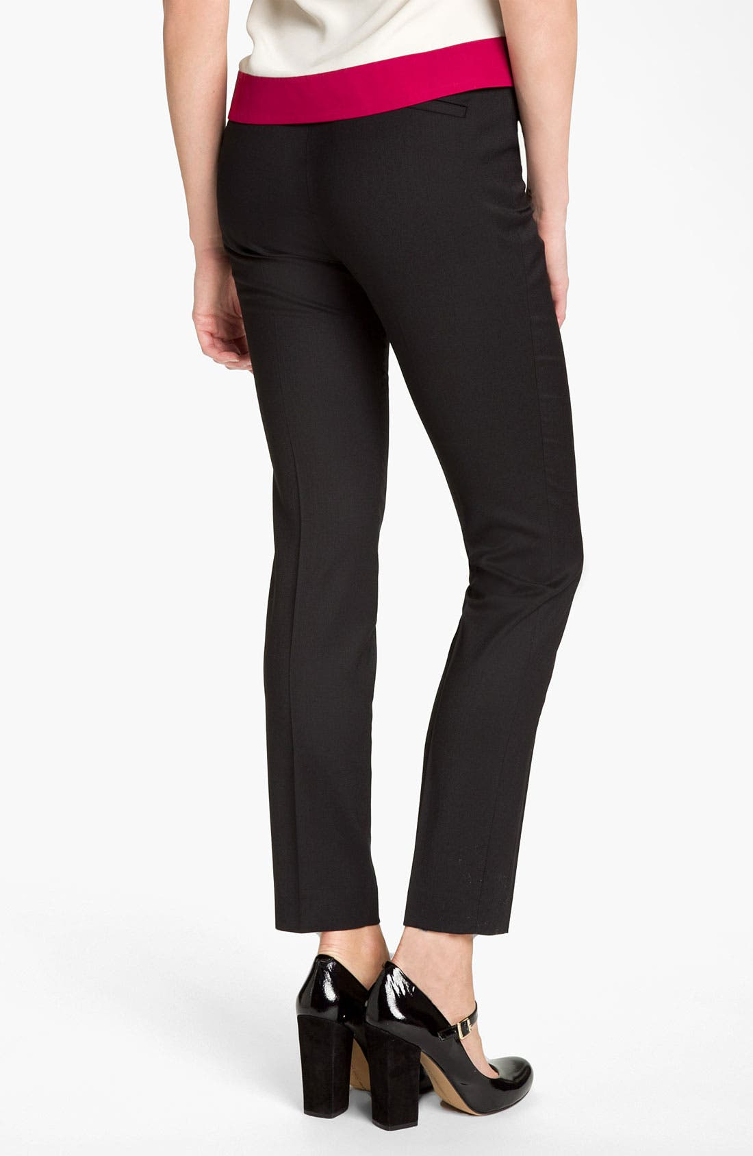 Alternate Image 2  - Ted Baker London Skinny Leg Pants