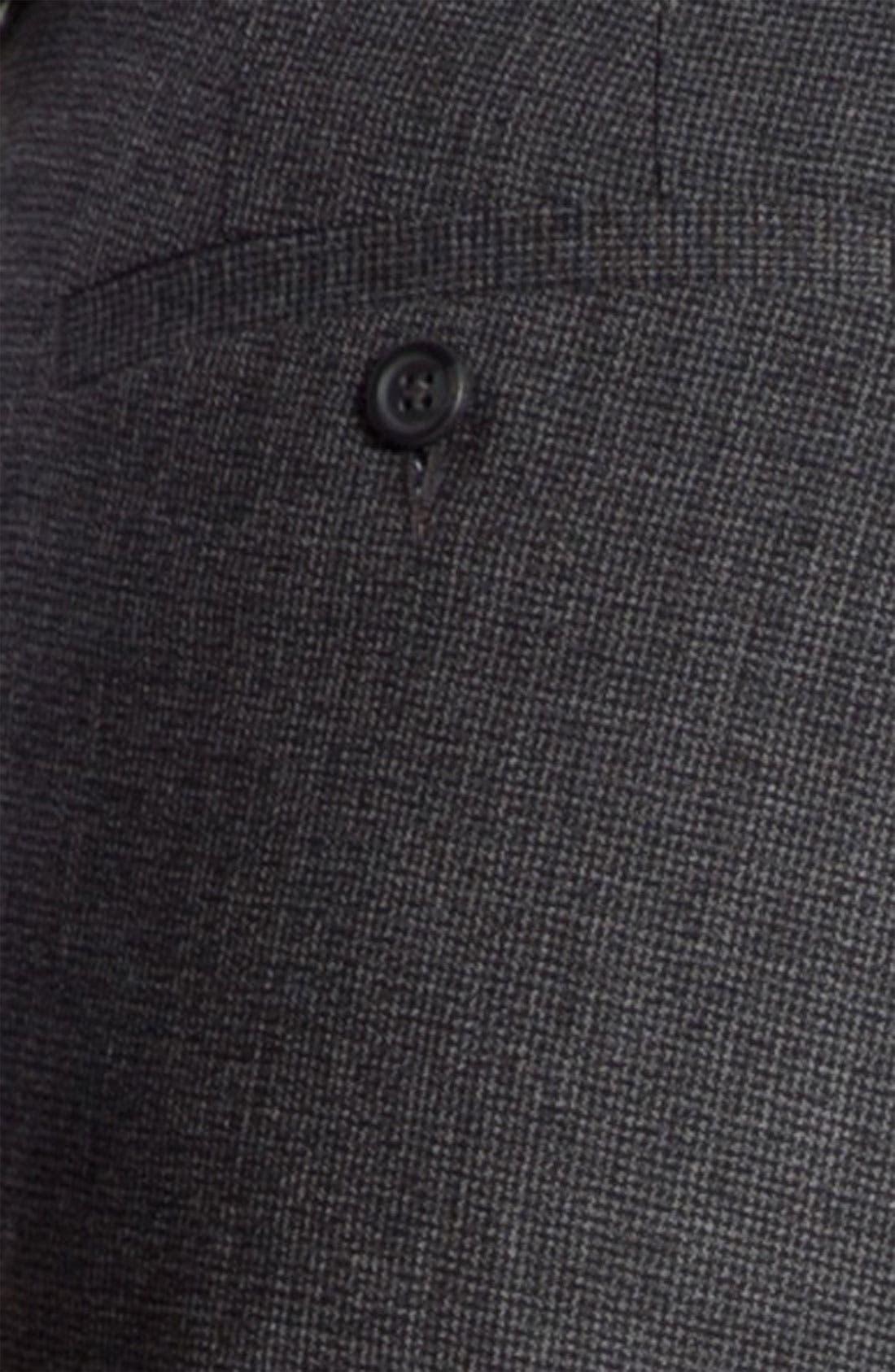 Alternate Image 3  - Peter Millar Wool Check Pants