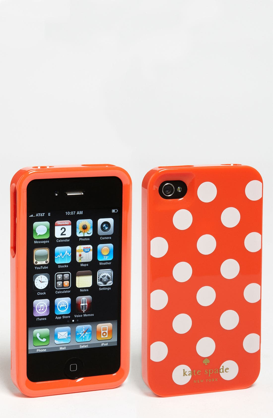 Main Image - kate spade new york rigid iPhone 4 & 4S case
