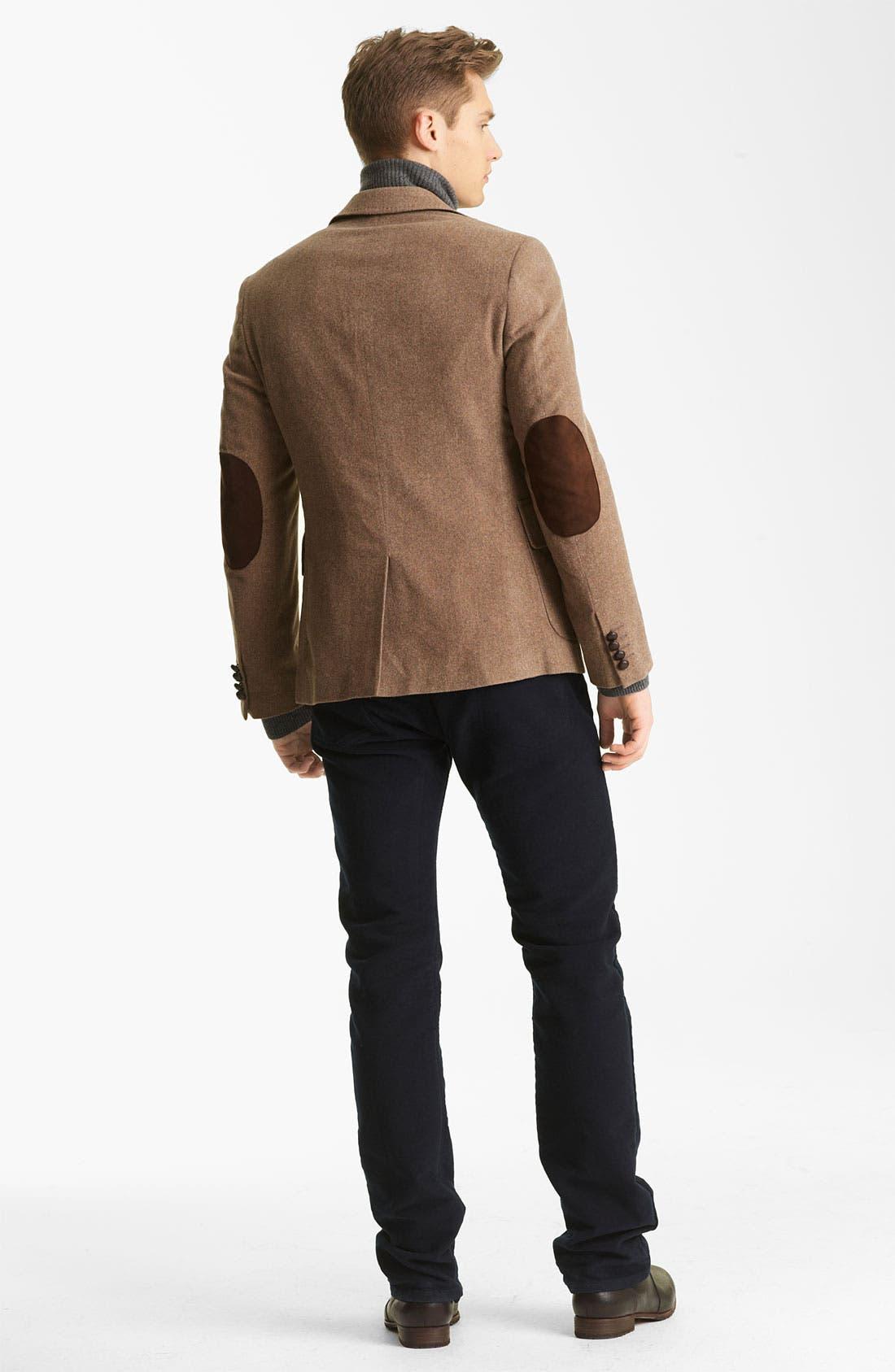 Alternate Image 5  - Billy Reid 'Elton' Cashmere Turtleneck Sweater