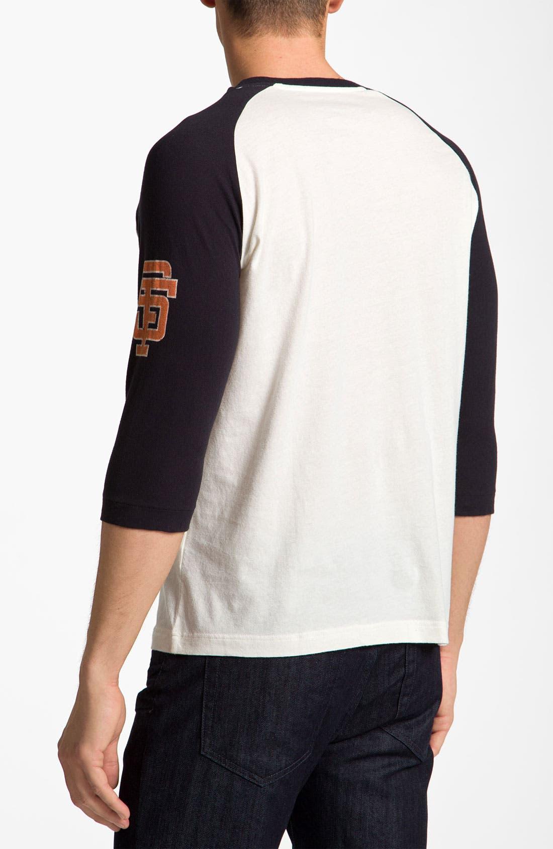 Alternate Image 2  - Wright & Ditson 'San Francisco Giants' Baseball T-Shirt