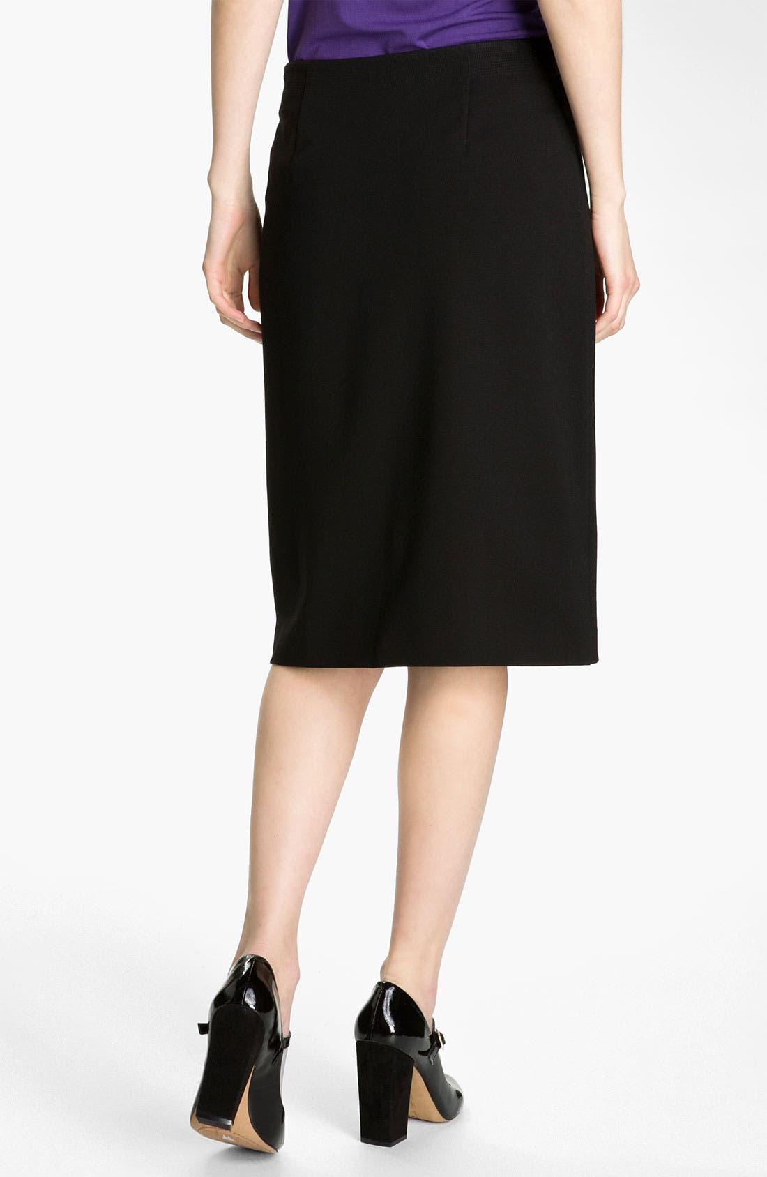 Alternate Image 2  - Eileen Fisher Knit Skirt