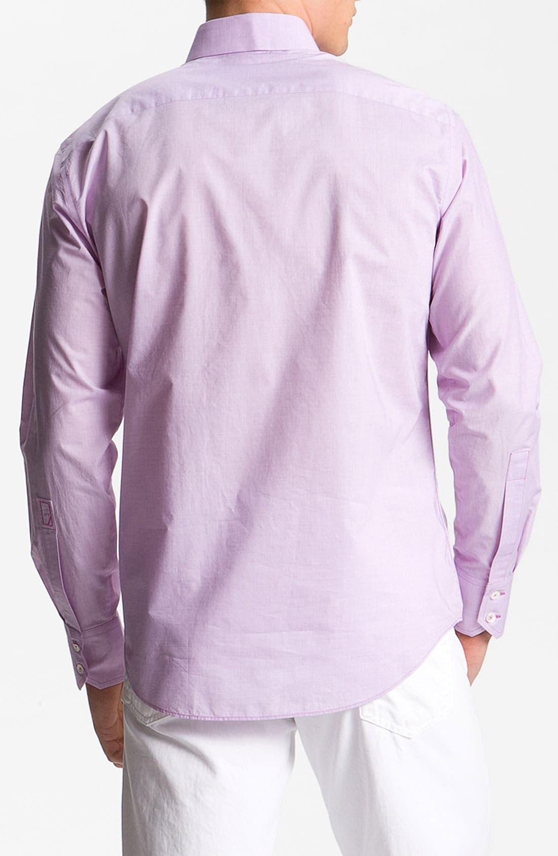 Alternate Image 3  - Zachary Prell 'Latham' Sport Shirt
