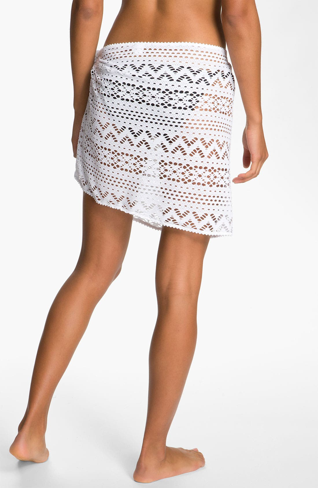 Alternate Image 2  - Robin Piccone 'Penelope' Crochet Pareo