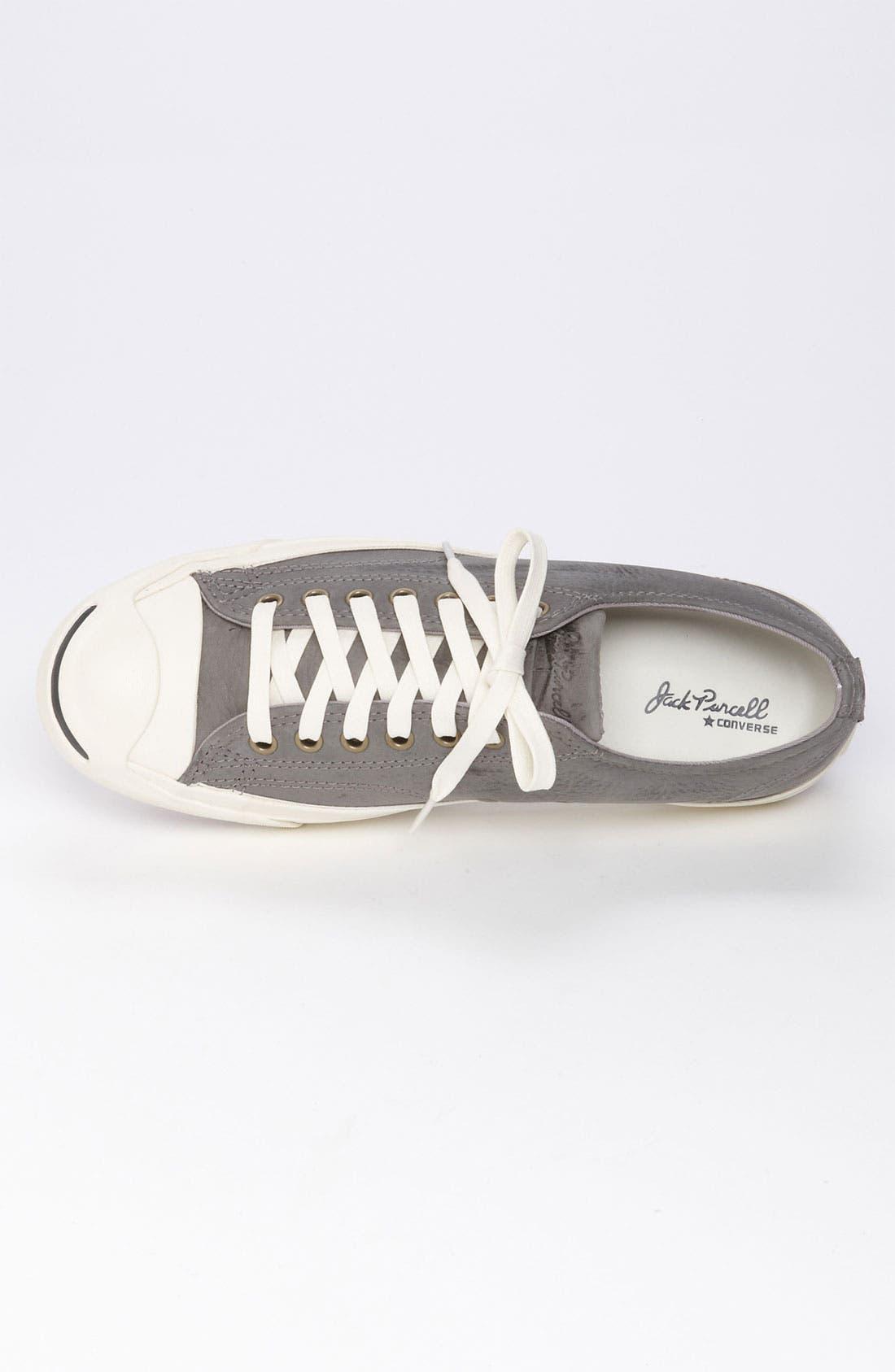 Alternate Image 3  - Converse 'Jack Purcell LTT' Leather Sneaker (Men)