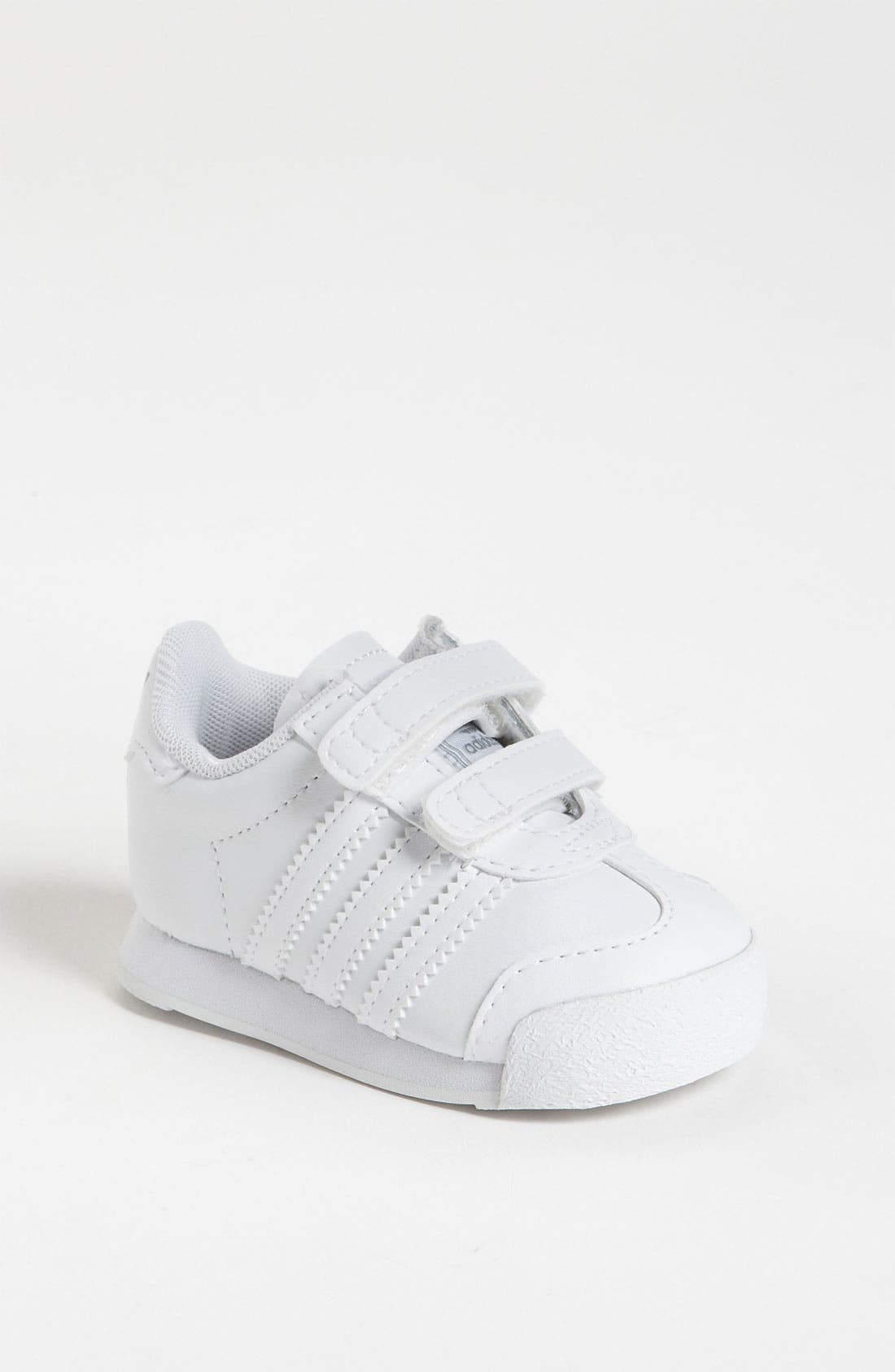 Alternate Image 1 Selected - adidas 'Samoa' Sneaker (Baby, Walker & Toddler)