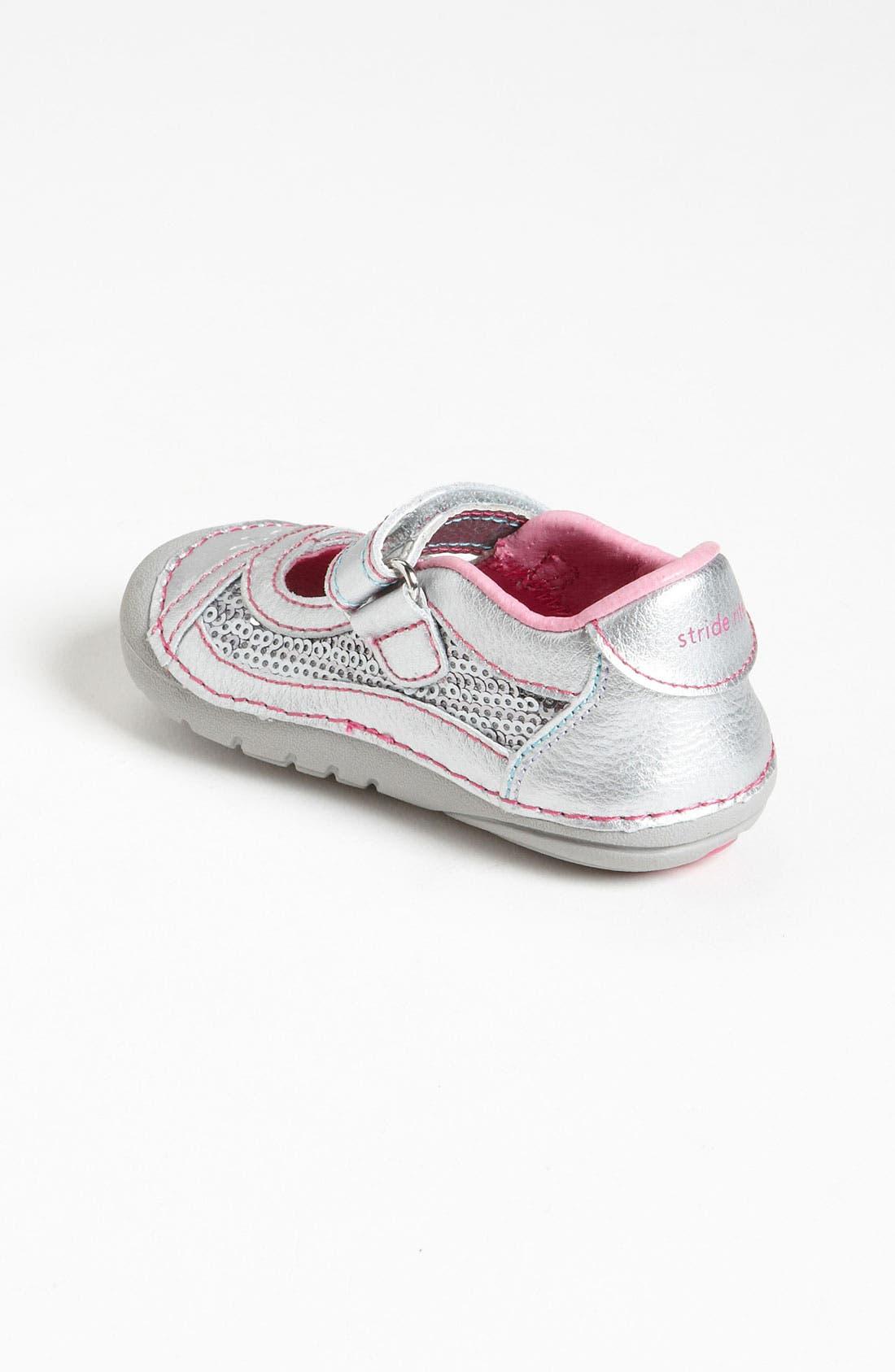 Alternate Image 2  - Stride Rite 'Dream Queen' Sneaker (Baby & Walker)