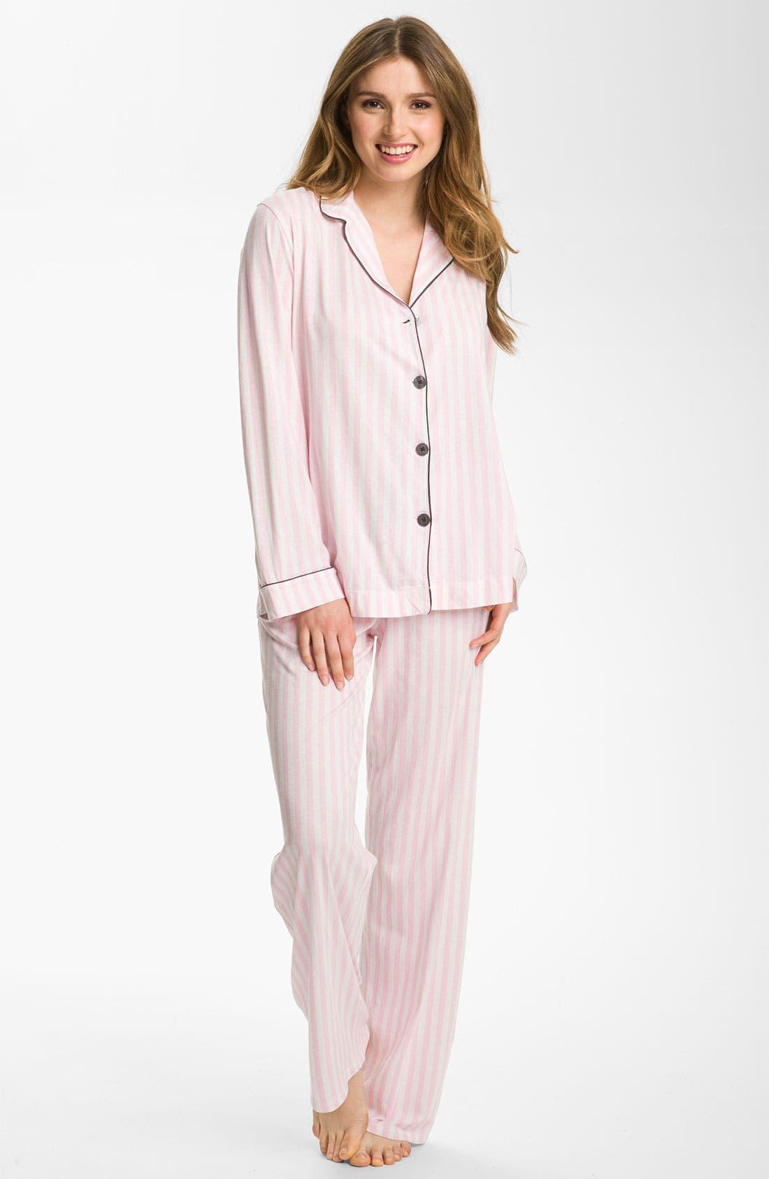 Alternate Image 1 Selected - PJ Salvage Knit Pajamas