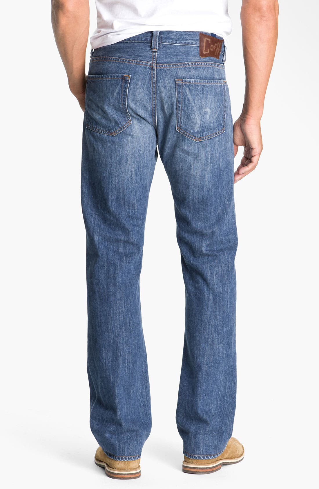 Alternate Image 1  - Citizens of Humanity 'Sid' Straight Leg Jeans (Ace)