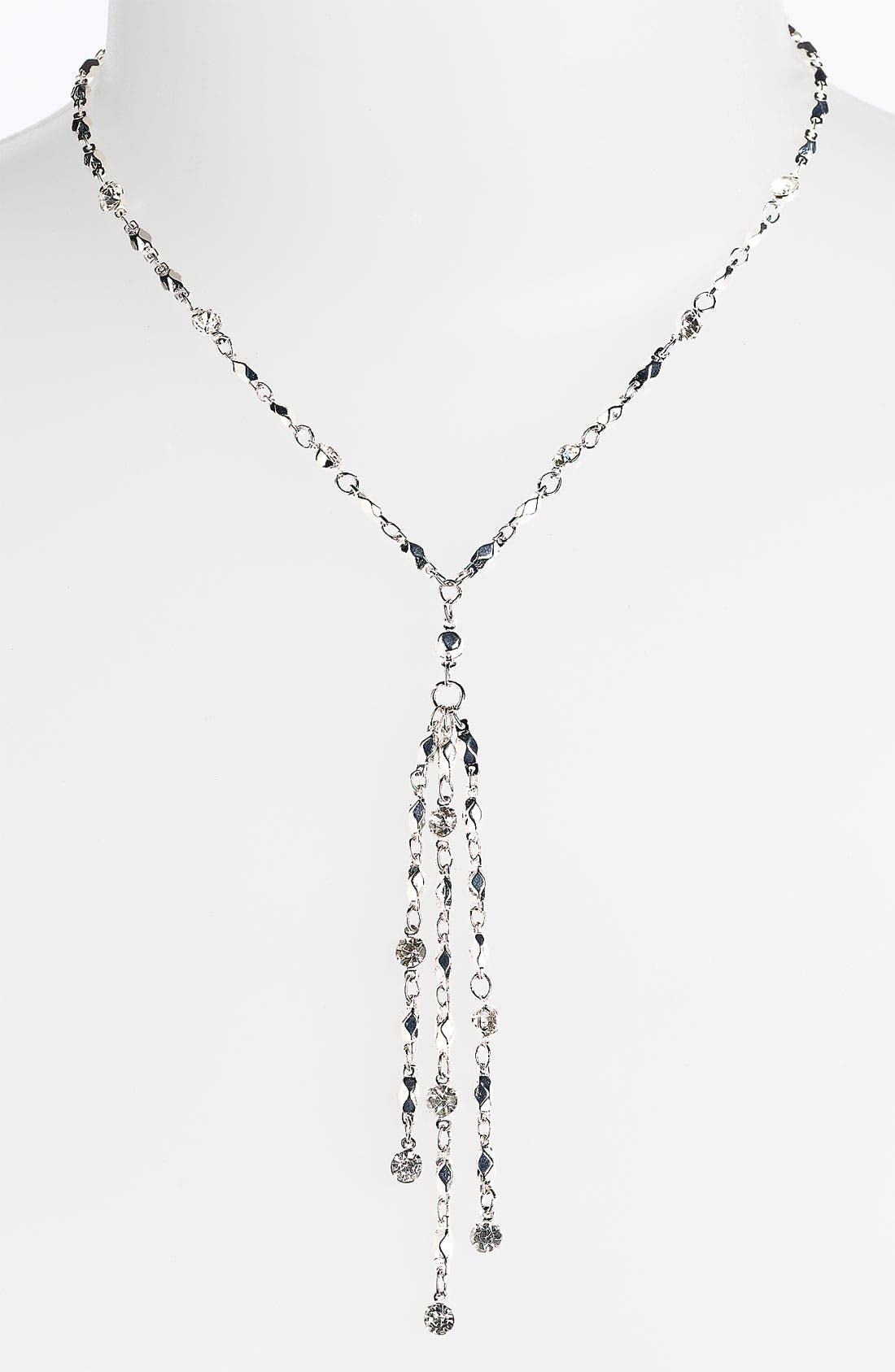 Main Image - Nordstrom 'Cleopatra' Y-Necklace