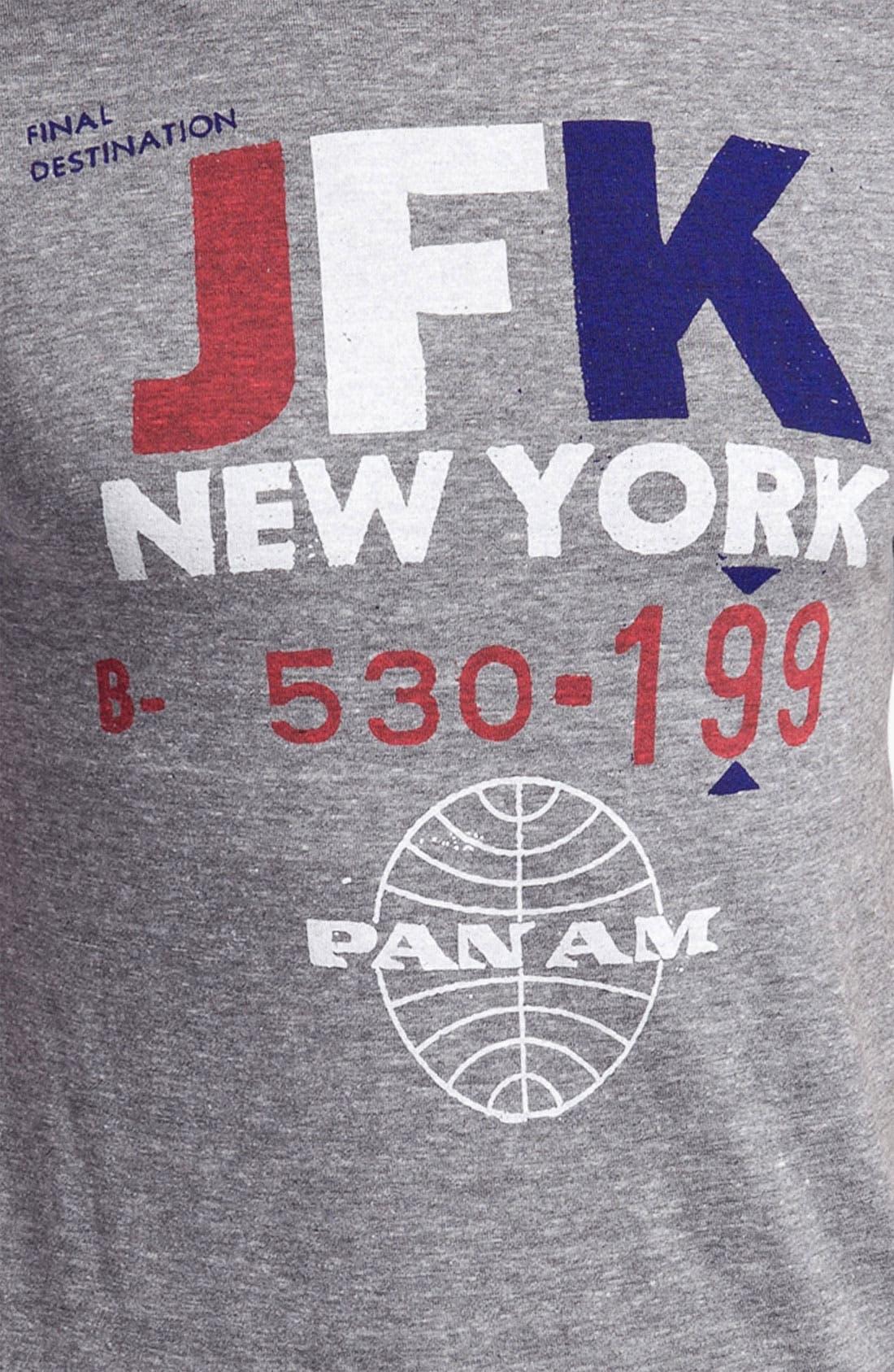 Alternate Image 3  - PalmerCash 'NY Pan Am' T-Shirt
