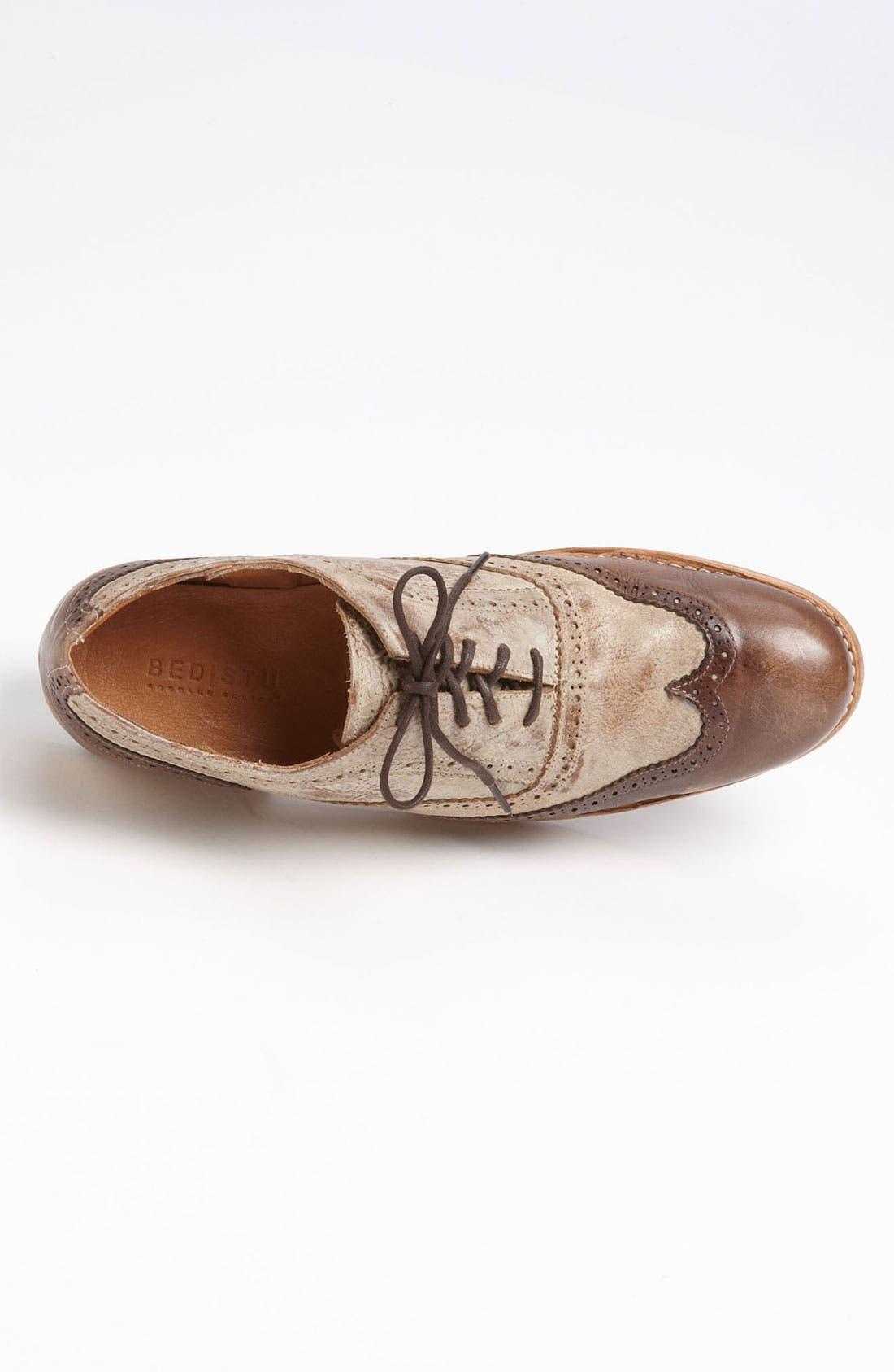 Alternate Image 3  - Bed Stu 'Corsico' Wingtip Spectator Shoe