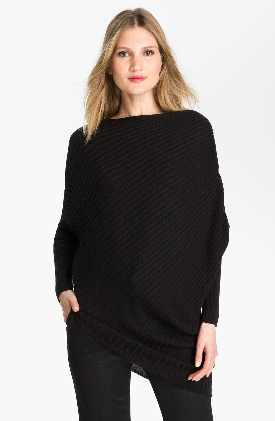Alternate Image 1 Selected - St. John Collection Bateau Neck Sweater