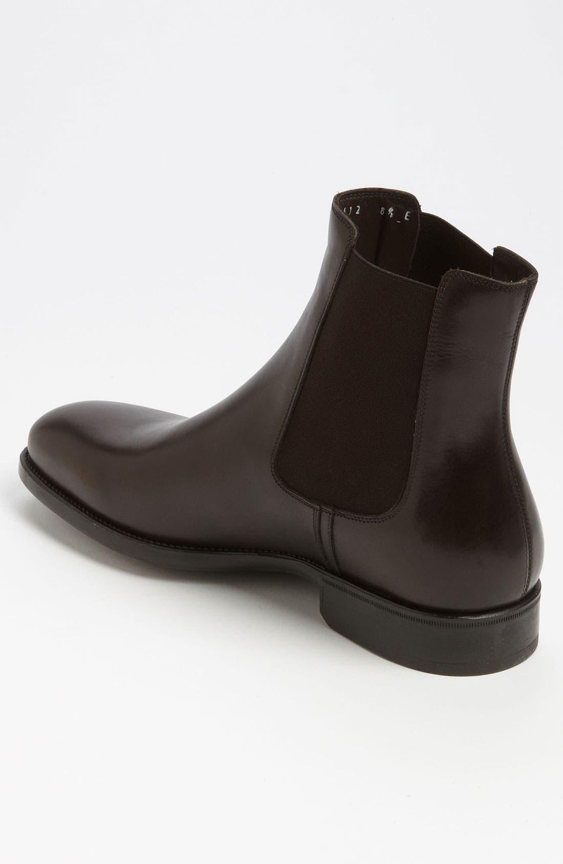 Alternate Image 2  - Salvatore Ferragamo 'Arden' Chelsea Boot