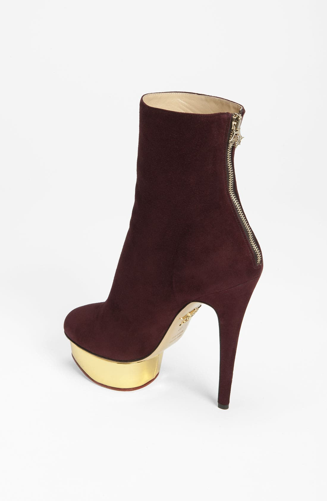Alternate Image 2  - Charlotte Olympia Ankle Bootie