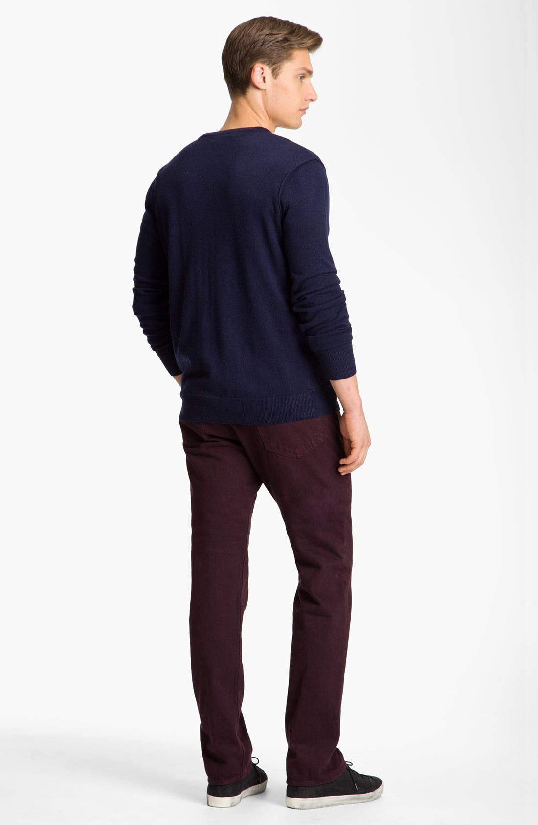 Alternate Image 5  - rag & bone 'Abingdon' Wool Cardigan