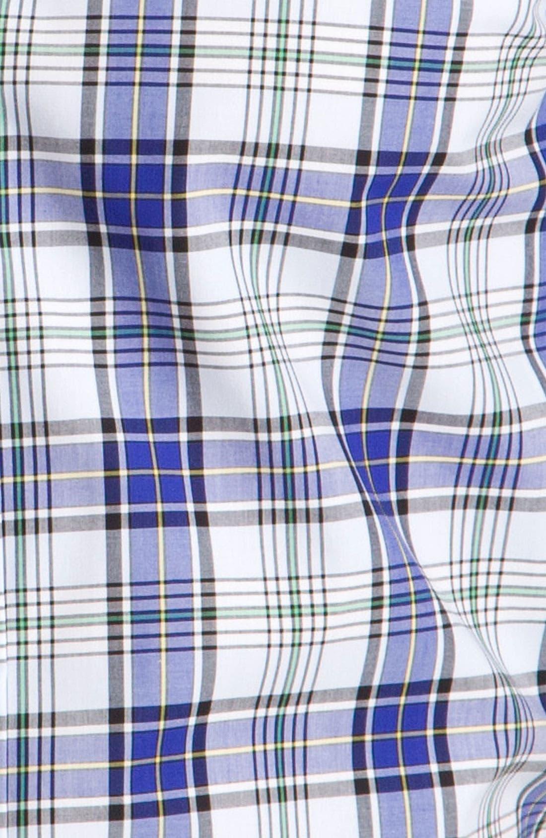 Alternate Image 4  - Etro Check Plaid Shirt