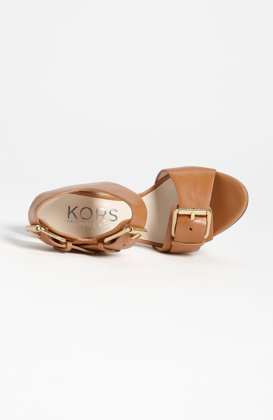 Alternate Image 3  - KORS Michael Kors 'Chilali' Sandal