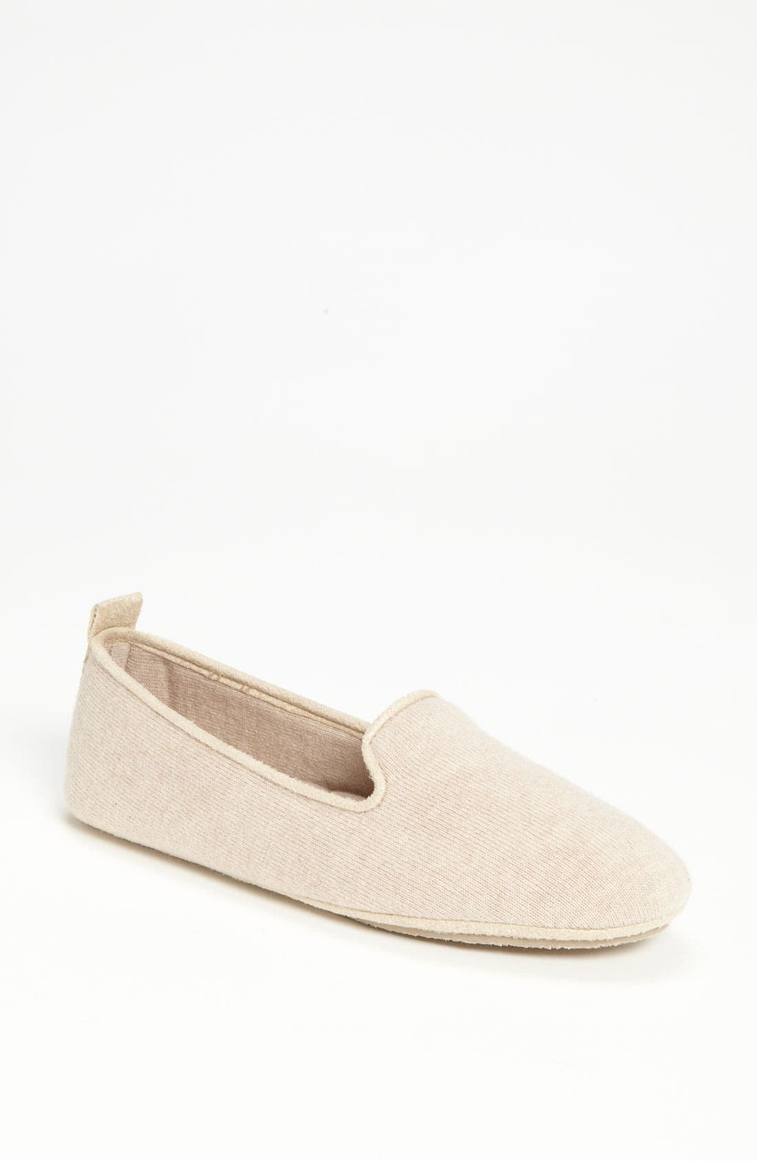 Alternate Image 1 Selected - Acorn Cashmere Ballerina Slipper