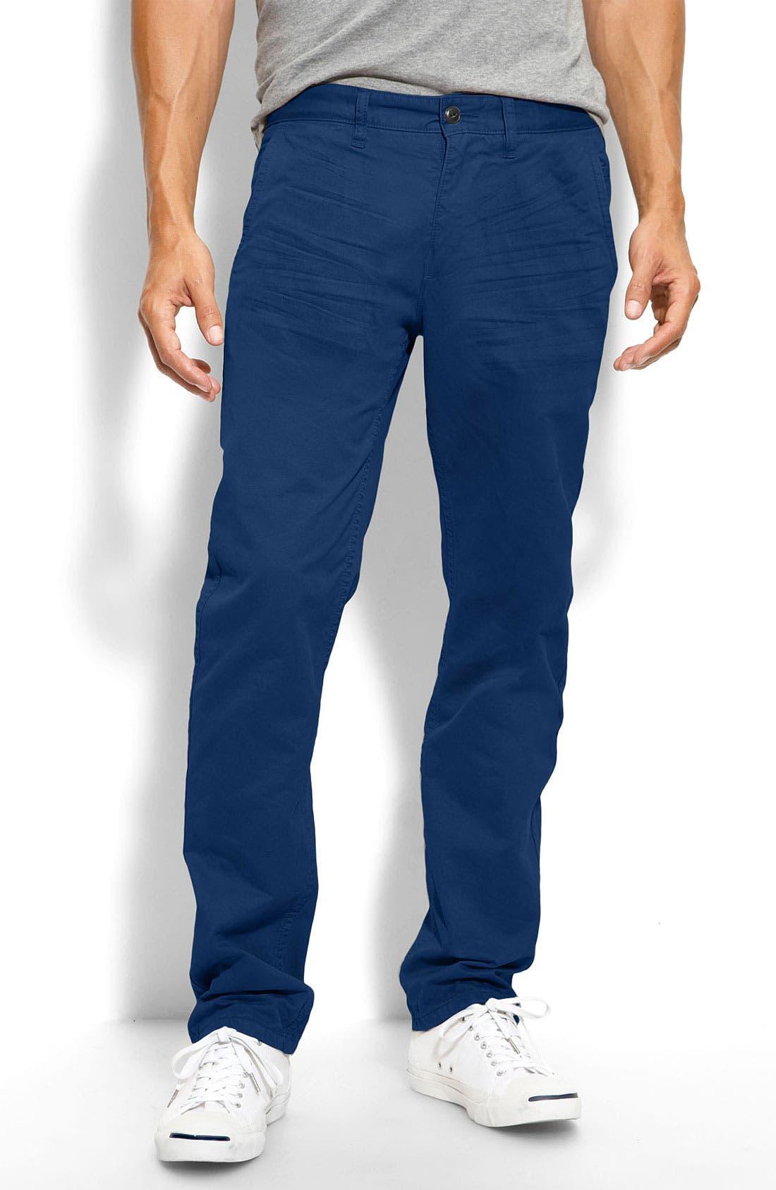 Main Image - Dockers® 'Alpha Khaki' Slim Straight Leg Chinos