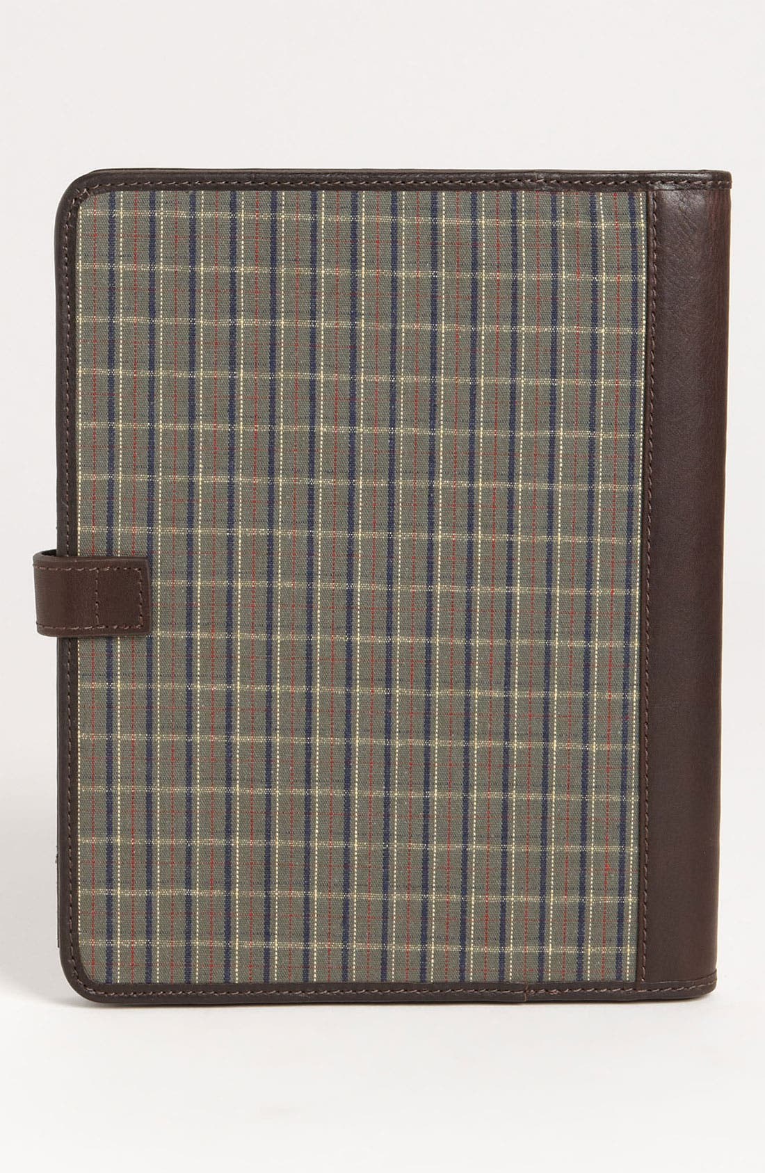 Alternate Image 4  - Fossil 'Estate' Leather & Cotton Tablet Case