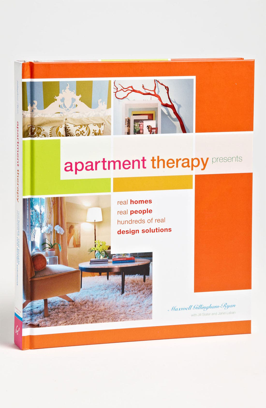 Main Image - 'Apartment Therapy Presents: Real Homes, Real People, Hundreds of Real Design Solutions' Book