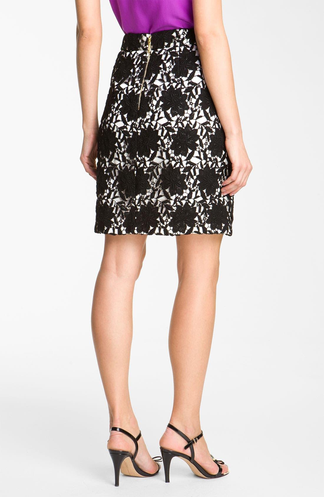 Alternate Image 2  - kate spade new york 'judy' skirt