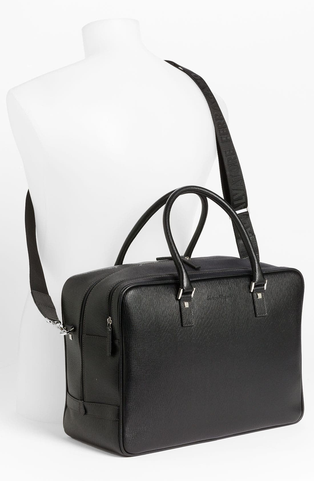 Alternate Image 4  - Salvatore Ferragamo 'Revival' Bag