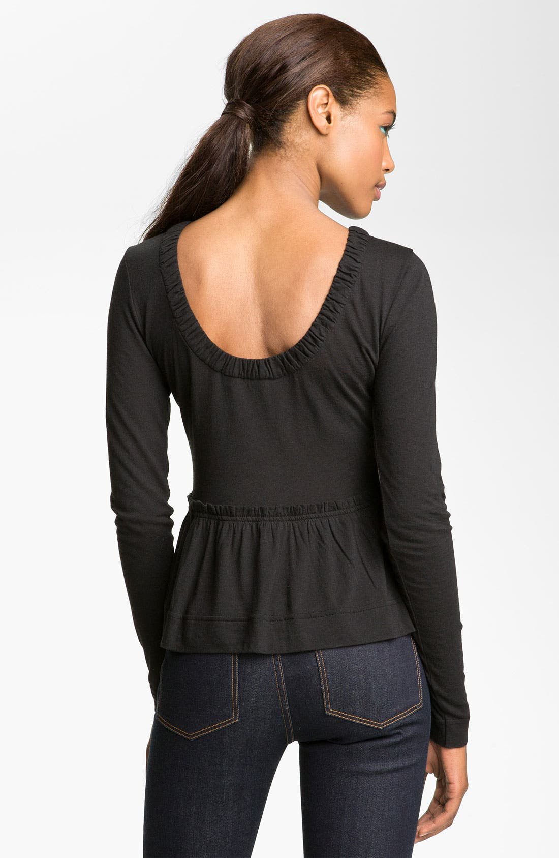 Alternate Image 2  - MARC BY MARC JACOBS 'Ingrid' Ruffle Top