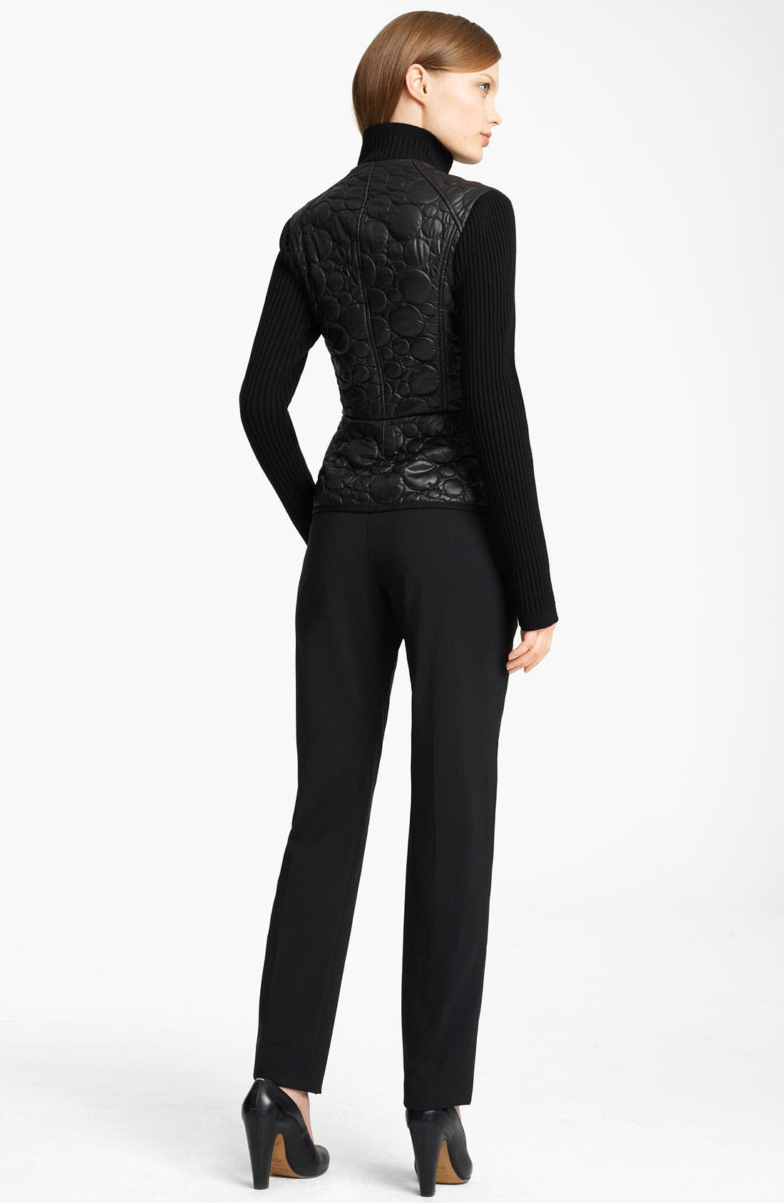 Alternate Image 5  - Lida Baday Slim Stretch Wool Pants