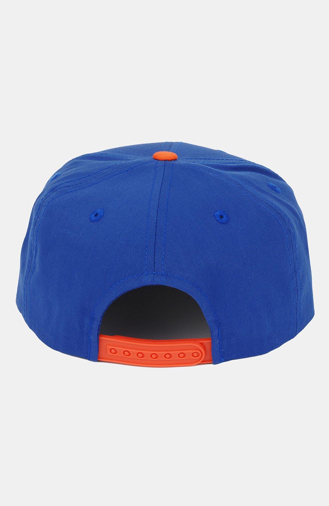 Alternate Image 2  - American Needle 'New York Mets - Nineties' Twill Snapback Baseball Cap