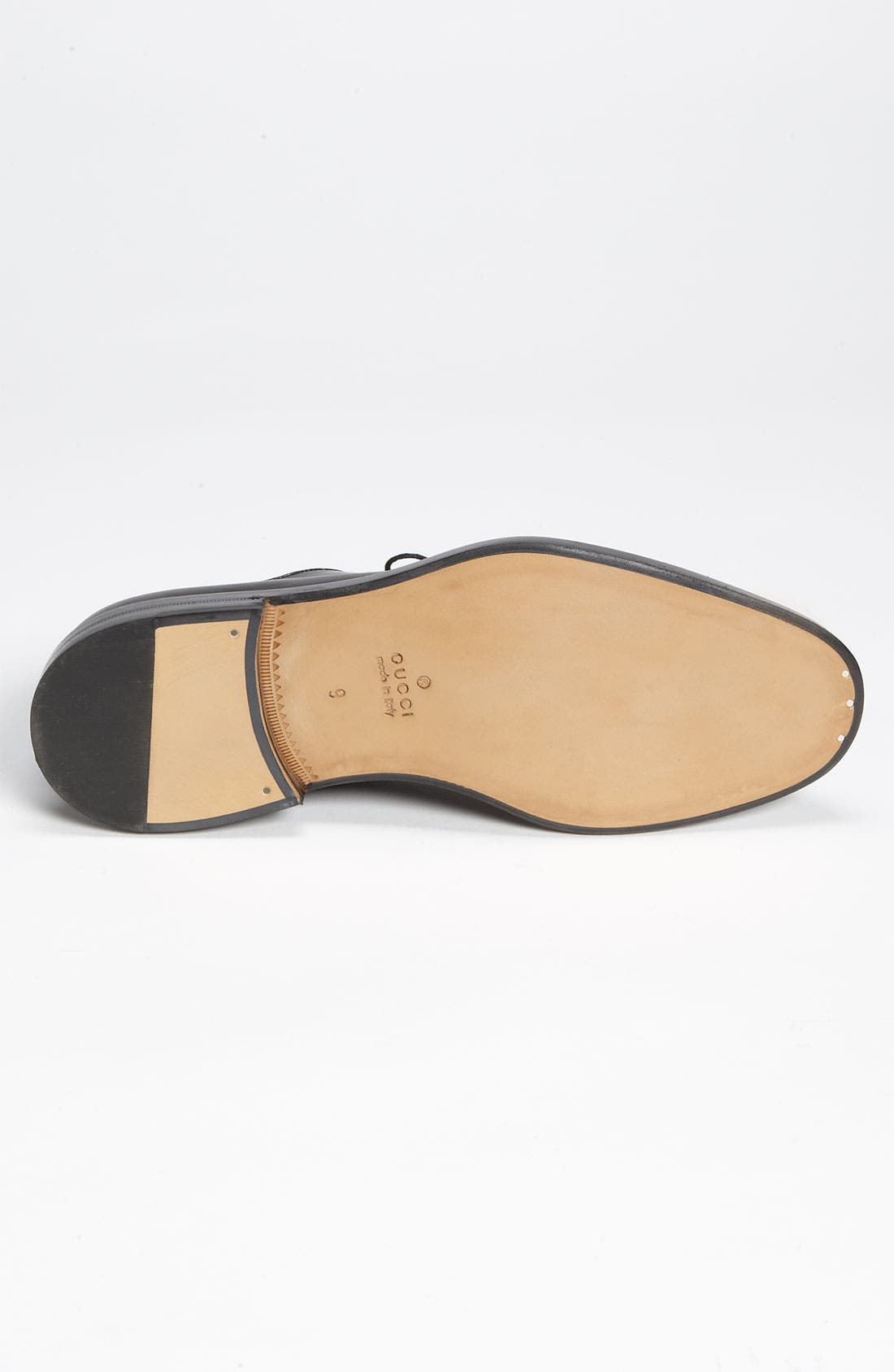 Alternate Image 4  - Gucci 'Cezanne' Plain Toe Derby