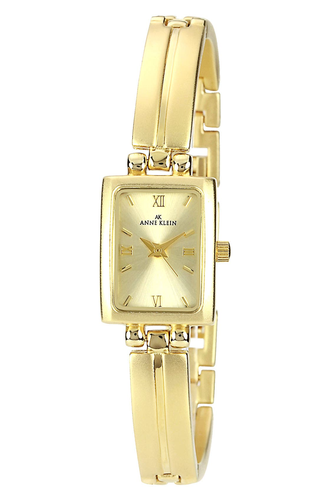Alternate Image 1 Selected - AK Anne Klein Bracelet Watch