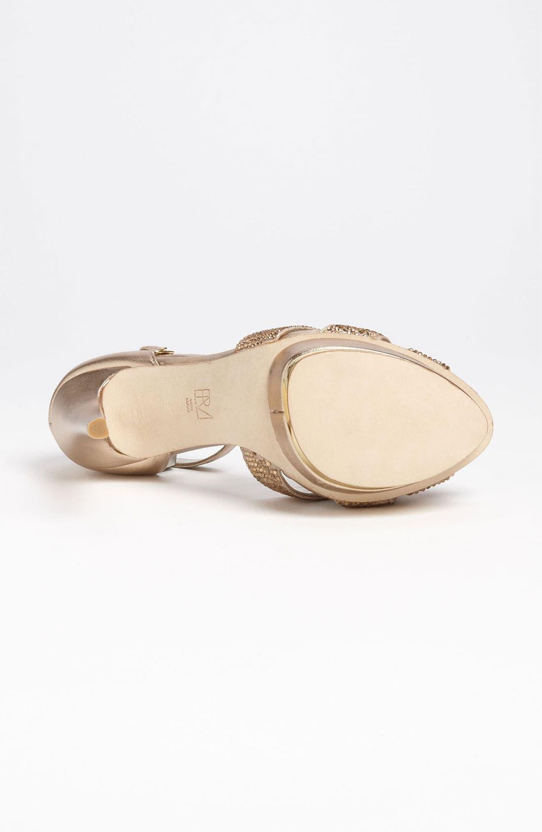 Alternate Image 4  - Pelle Moda 'Ava' Sandal