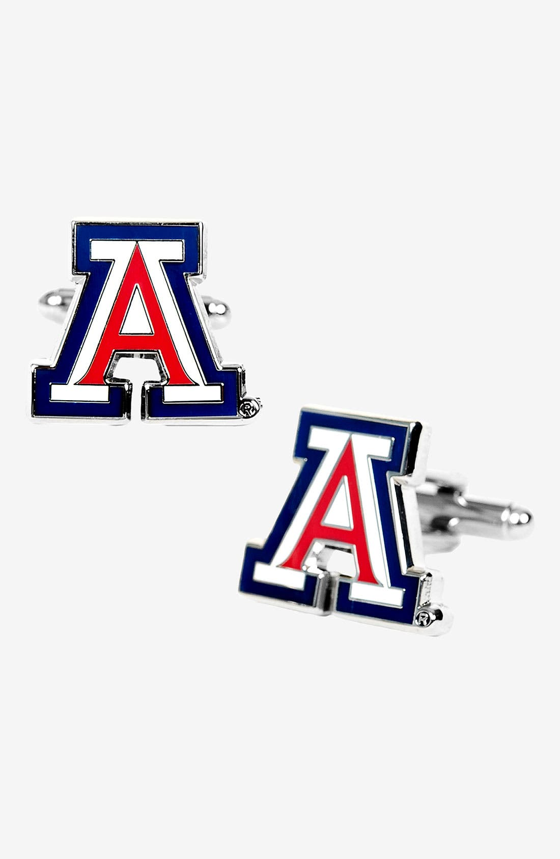 Main Image - Cufflinks, Inc. 'Arizona Wildcats' Cuff Links