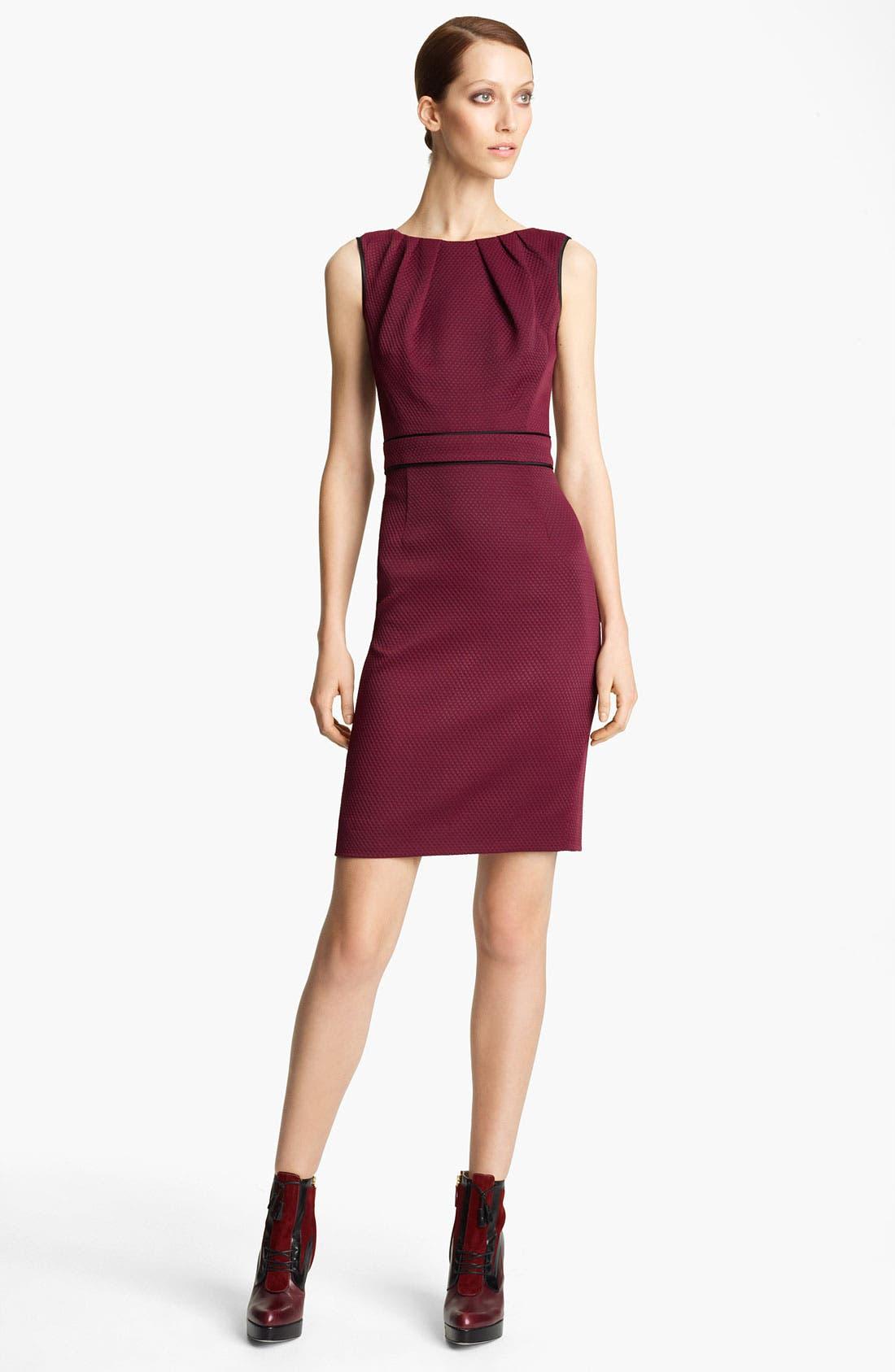 Alternate Image 1 Selected - Jason Wu Pleated Neck Dress