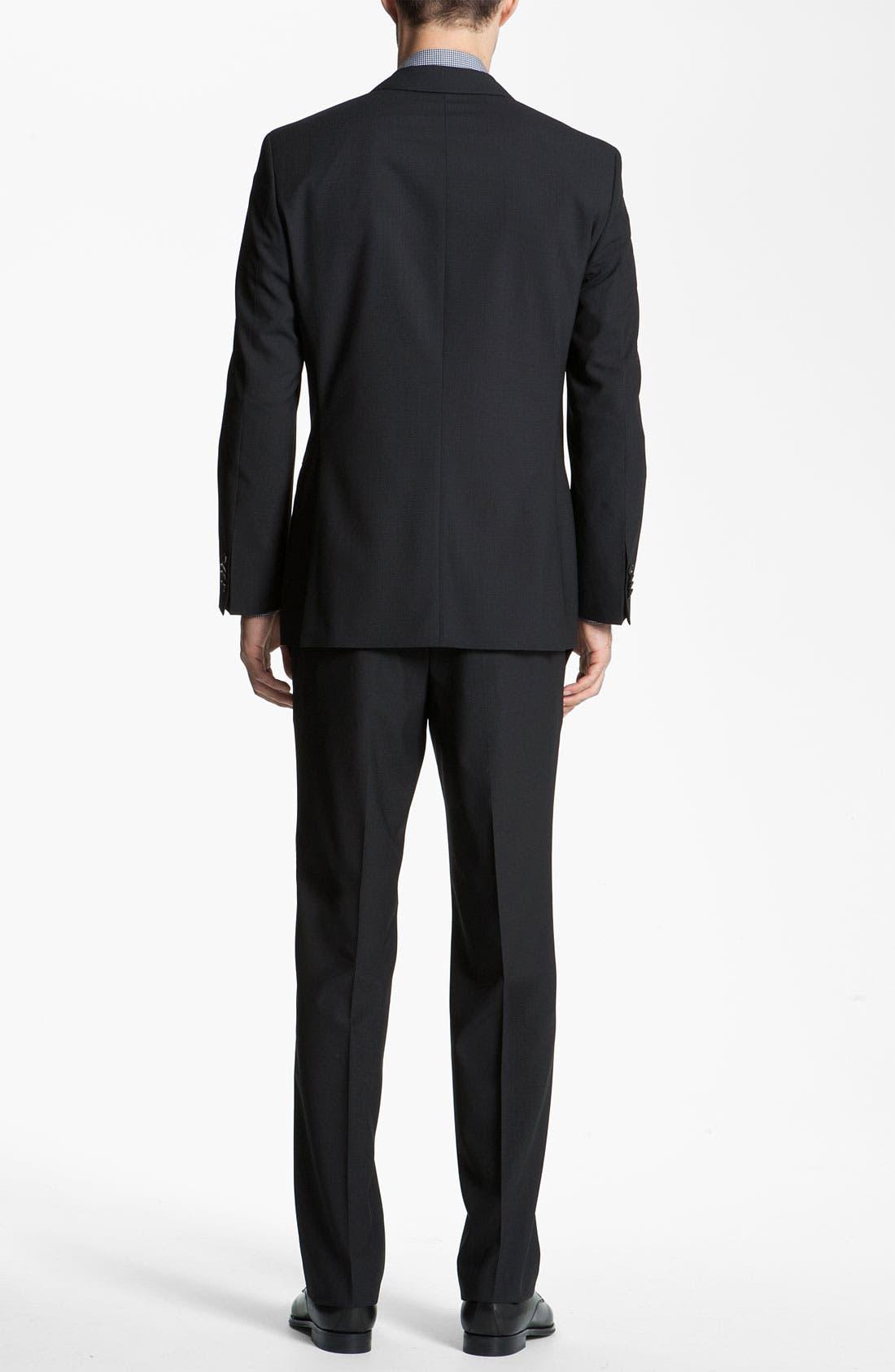 Alternate Image 3  - BOSS Black 'Pasini/Movie' Wool Suit