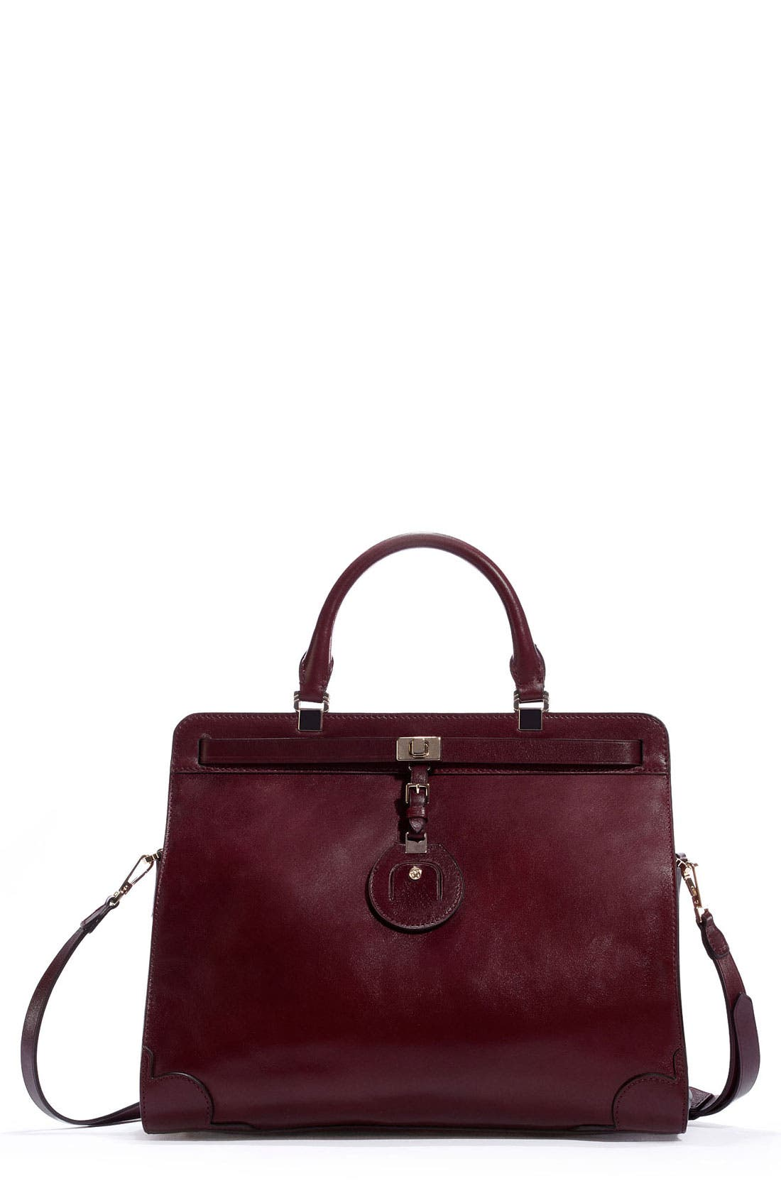 Alternate Image 1 Selected - Jason Wu 'Jourdan' Leather Satchel