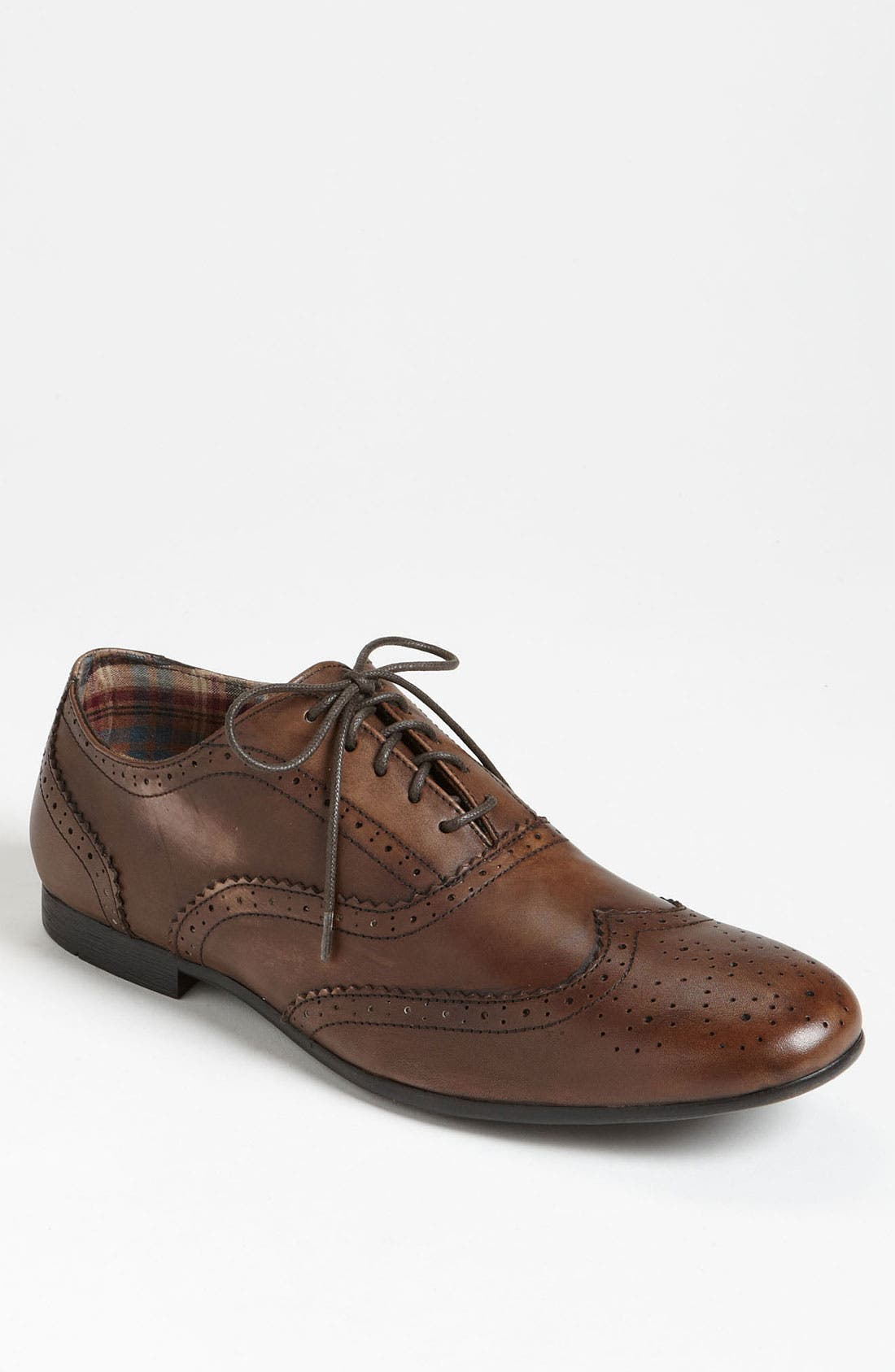 Main Image - Bed Stu 'Ellington' Wingtip (Men)