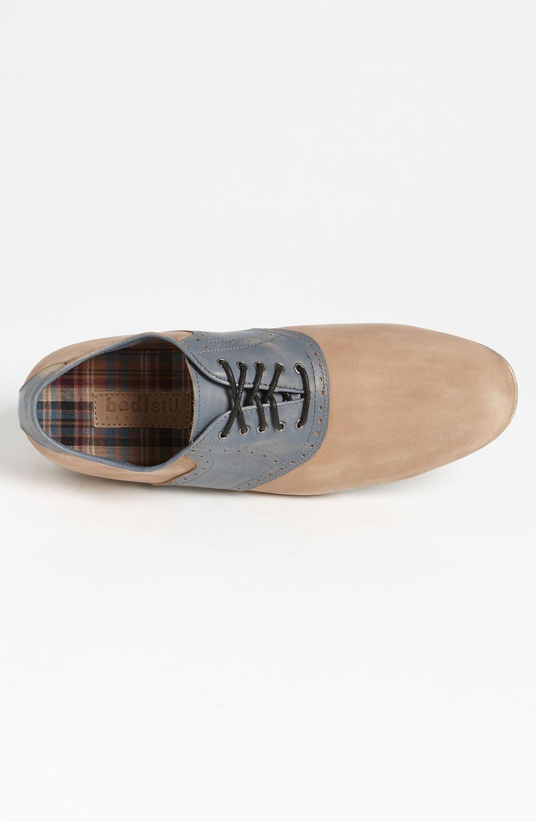 Alternate Image 3  - Bed Stu 'Orleans' Saddle Shoe