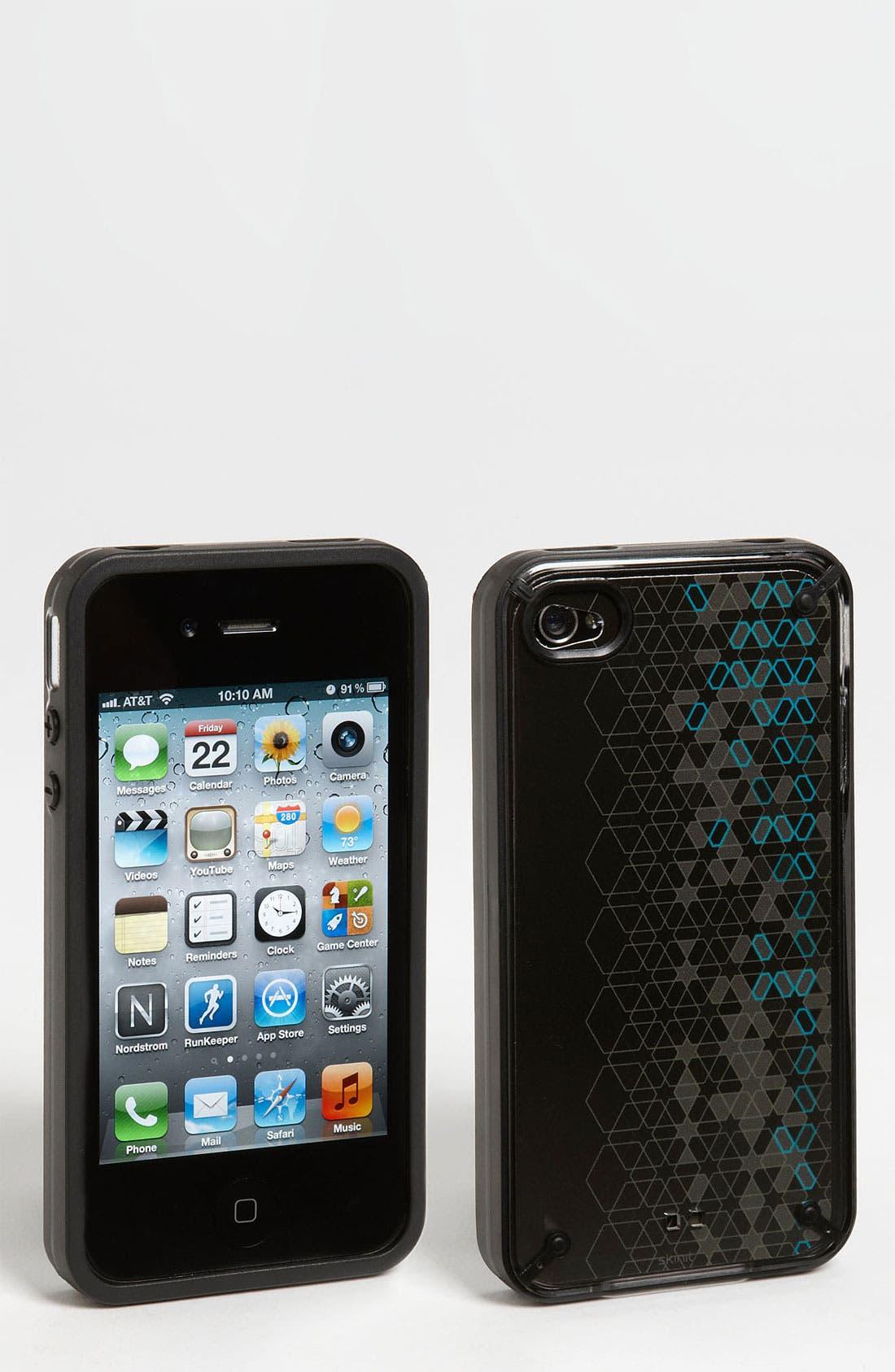 Main Image - Skinit 'Matrix Tough' iPhone 4 & 4S Case