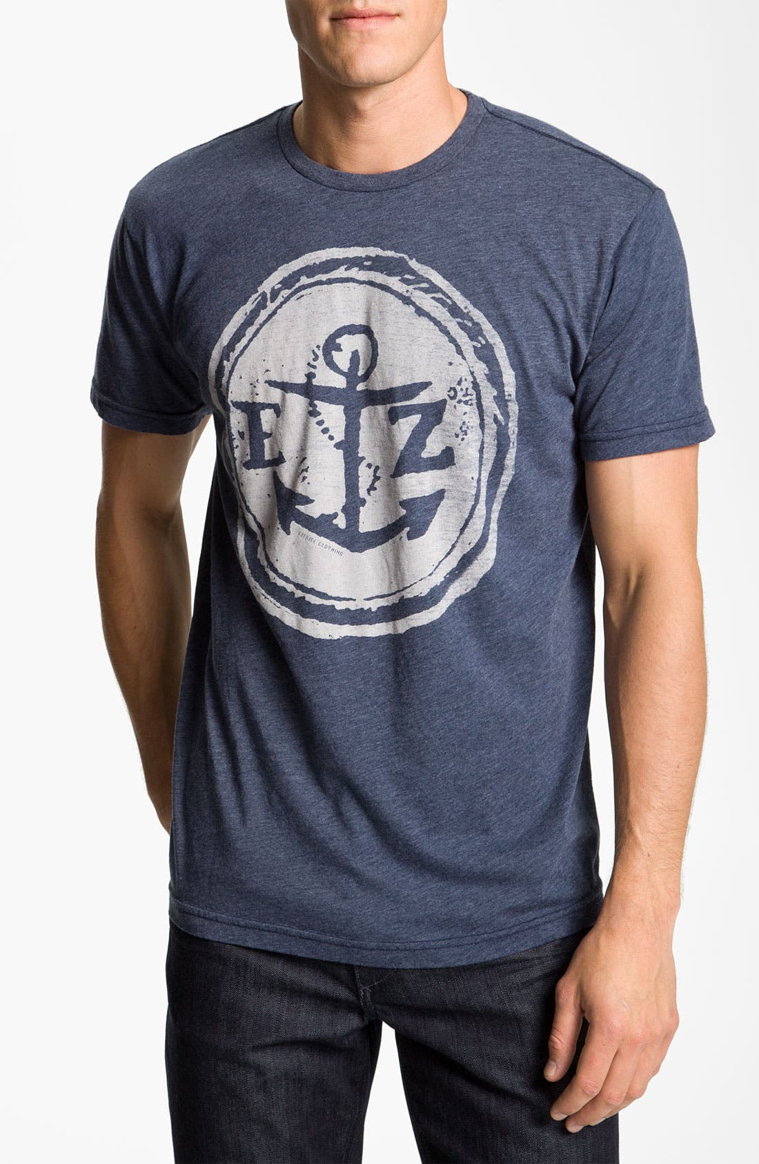 Alternate Image 1 Selected - Ezekiel 'Port' Trim Fit T-Shirt