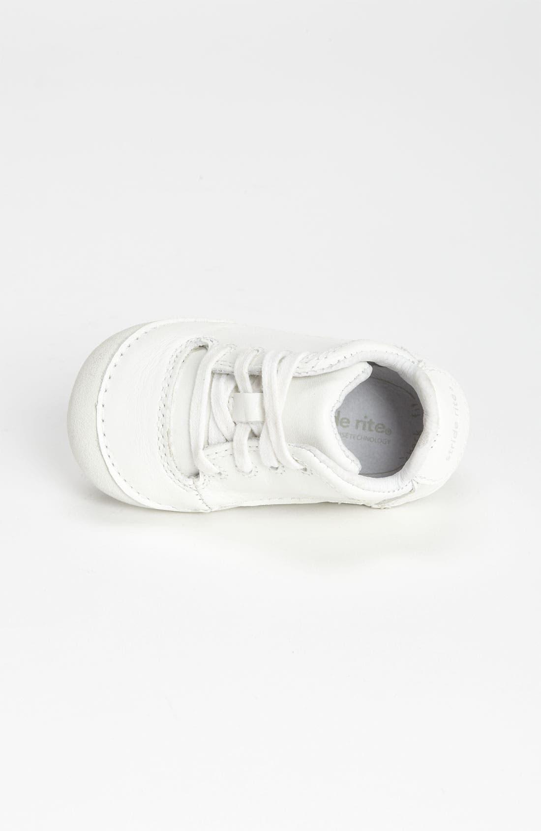 Alternate Image 3  - Stride Rite 'Freddie' Sneaker (Baby & Walker)