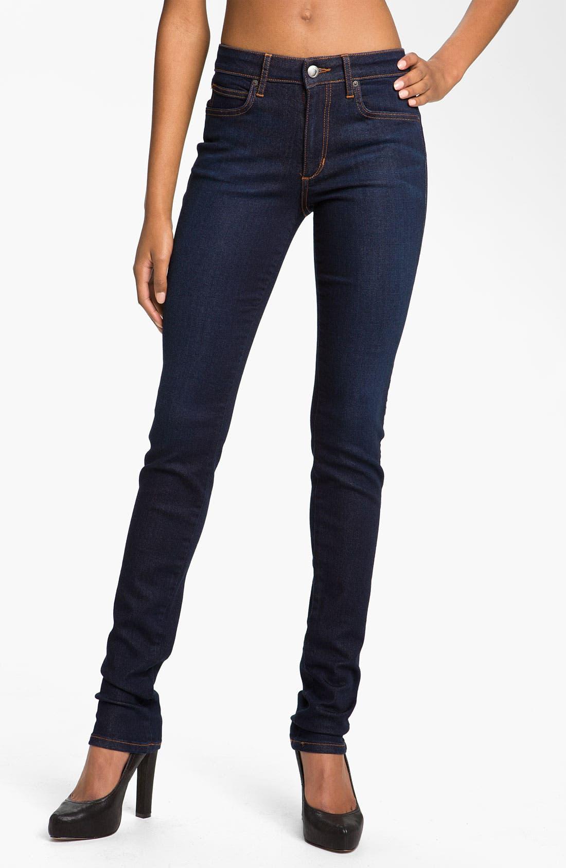 Alternate Image 1 Selected - Joe's 'The Skinny' Stretch Denim Jeans (Yasmin)
