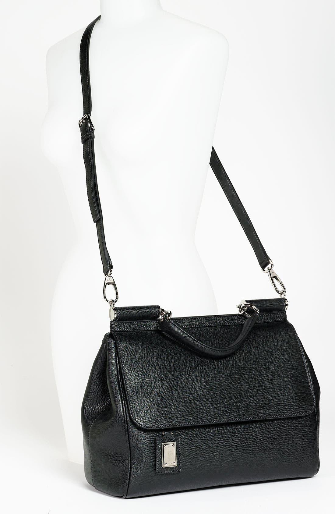 Alternate Image 2  - Dolce&Gabbana 'Miss Mamma' Leather Satchel