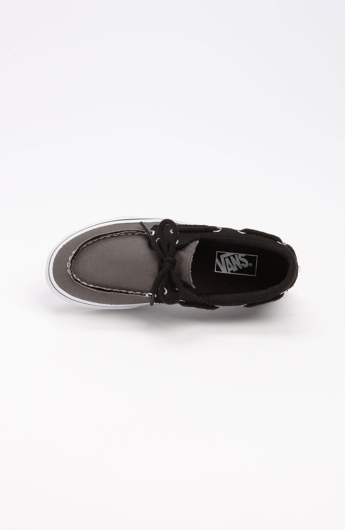 Alternate Image 3  - Vans 'Zapato del Barco' Boat Shoe (Baby, Walker, Toddler, Little Kid & Big Kid)