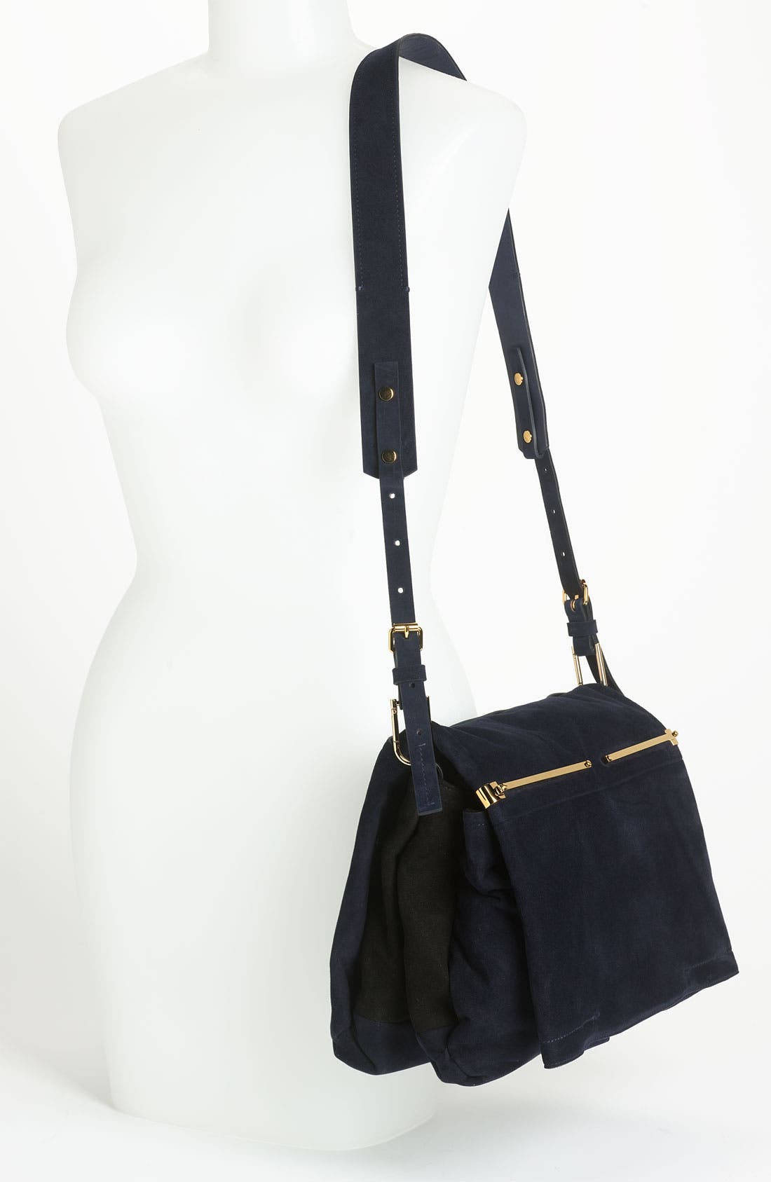 Alternate Image 2  - Lanvin 'Folding' Shoulder Bag