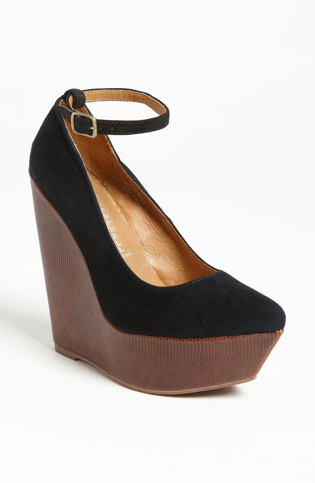 Alternate Image 1 Selected - Jeffrey Campbell 'Pizan' Pump